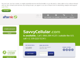 savvycellular.com