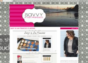 savvyinsanfrancisco.blogspot.com