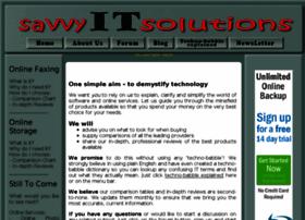 savvyitsolutions.com