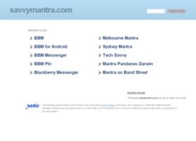savvymantra.com