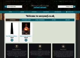 savvysurf.co.uk