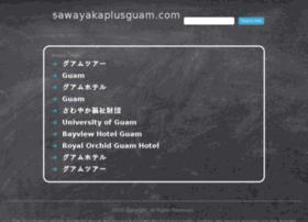 sawayakaplusguam.com