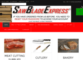 sawbladeexpress.com