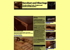 sawdustandshavings.com