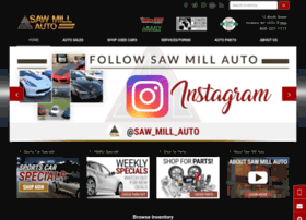 sawmillauto.com