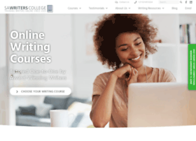 sawriterscollege.co.za