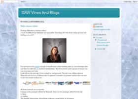 sawvines.blogspot.com