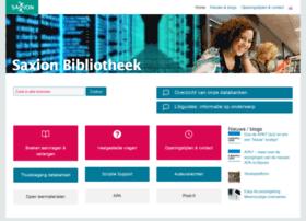 saxionbibliotheek.nl