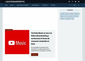 saxoparaeventos.blogspot.com