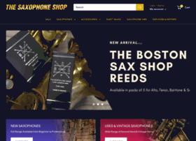 saxophoneshop.co.uk
