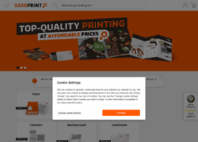 saxoprint.co.uk