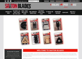 saxtonblades.co.uk