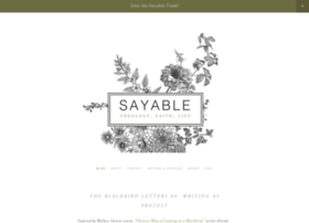 sayable.net