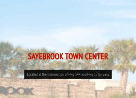 sayebrooktowncenter.com