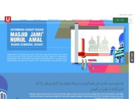 sayembaramasjid.ucontest.info