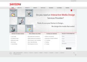 sayeoni.com