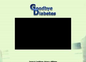saygoodbyediabetes.com