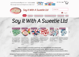 sayitwithasweetie.co.uk