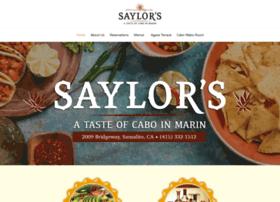 saylorsrestaurantandbar.com