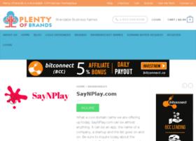saynplay.com