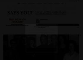 saysyou.net