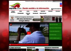 sayune.com