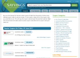sayvings.com
