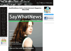 saywhatnews.com