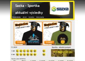 sazka-sportka-vysledky.com