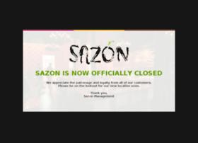 sazonnyc.com