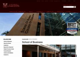 sb.cofc.edu