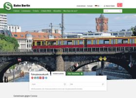sbahn-berlin.de