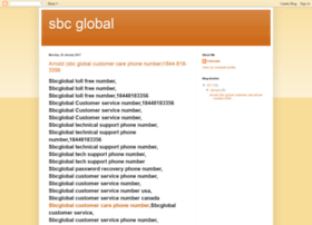 sbcglobalcustomercare.blogspot.in