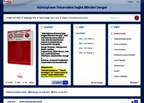 sbd.gumushane.edu.tr