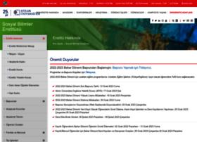 sbe.atilim.edu.tr