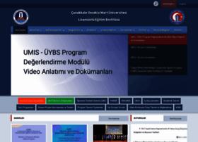 sbe.comu.edu.tr
