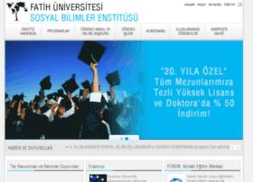 sbe.fatih.edu.tr