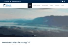 sbetatechnology.com