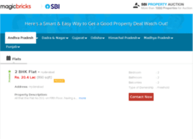 sbiauctions.magicbricks.com