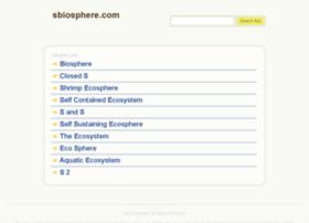 sbiosphere.com