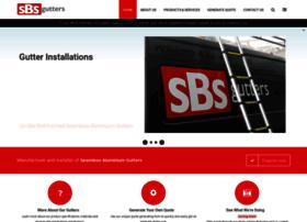 sbs-gutters.co.za
