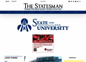 sbstatesman.com