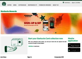 sbuxcard.com