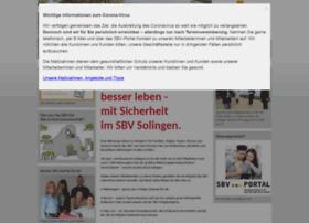 sbv-solingen.de