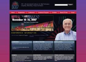 sc07.supercomputing.org