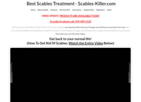 scabies-killer.com