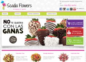 scadiaflowers.com