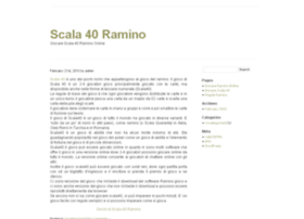 scala40ramino.it