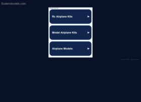 scalercmodels.com