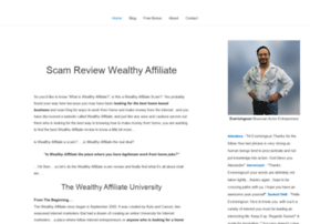 scamreviewwealthyaffiliate.com